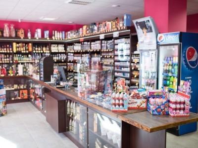 wnętrze sklepu Zagłoba