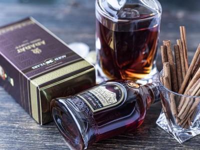 butelka koniaku Ararat